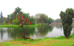 Parque 9 de Julio, Tucumán